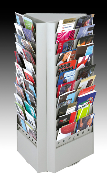Magazine Brochure Display Rack Sms Products Amp Displays