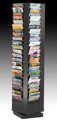 Magazine Rack Holder