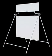Outdoor Wire Sign Holders | Steel A Frames Portable Sidewalk A Frames Sign Holders Sign Frames