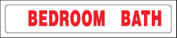Sign Rider __BEDROOM__BATH